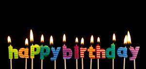 Happy Birthday English